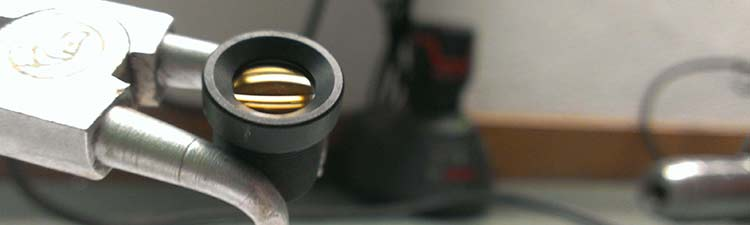 thermal test of lens