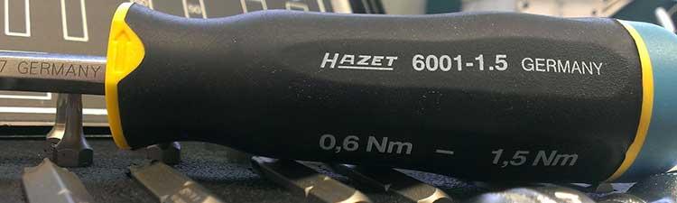 HAZET new sponsor